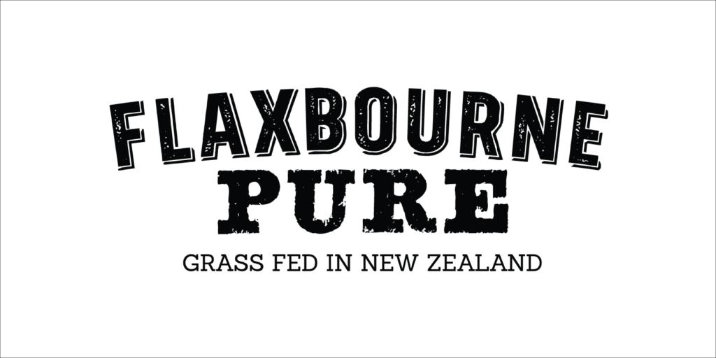 Flaxbourne Pure Marlborough Lamb - logo